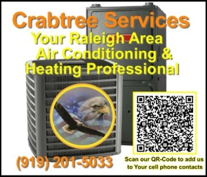 Crabtree Services Your Raleigh Area Air Conditioning & Heating Professional